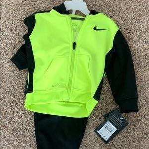 18 month Nike jogger set